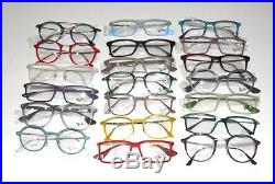 Rayban Authentic Eyeglasses 20 Pairs Lot Brand New Sale Lot 96