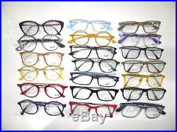 Rayban Authentic Eyeglasses 20 Pairs Lot Brand New Sale Lot 99
