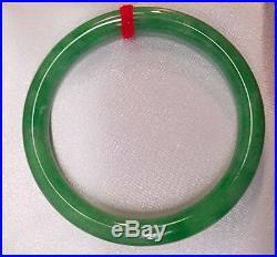 Real Jade Bangle Bracelet THANKSGIVING SALE