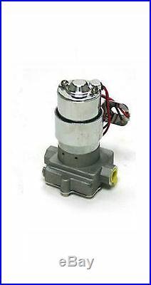Red Electric Fuel Pump Gas Pump 115 GPH Holley Ford Mopar Chevy Street Rod Sale