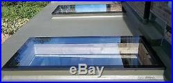 Roof light- Flat Roof lights, Double Glazed skylight 600x900mm Huge SALE
