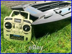 SALE Brand New Microcat MKIII Bait Boat + Bag and Spare Batteries worth £44.95