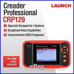 SALE! LAUNCH X431 PRO OBD2 Diagnostic Scanner Tool Oil EPB SAS ABS Service Reset