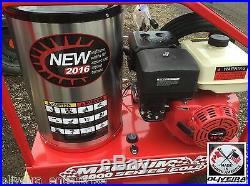 SALE Magnum 4000 PSI Hot water pressure washer, 15 HP Gas units