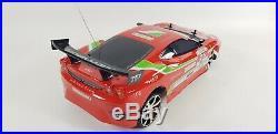 SALE Micro Remote Control RC 4WD Drift Model Race Car Toyota Supra TRD Turbo FAF