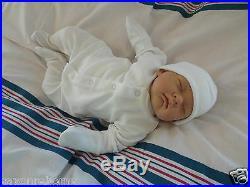 SALE NEWBORN BOY / GIRL Realistic Reborn Baby Doll UK Artist Child Birthday Gift