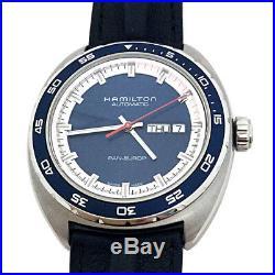 SALE ORIGINAL BRAND NEW Hamilton Timeless Classic Pan Europe H35405741