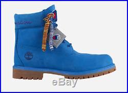 SALE Timberland x Champion 6 Boots Blue TB0A1UCG 045 Size 4-13 BRAND NEW
