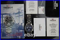 SALE! Tissot T17.1.586.42 Sport PRC200 Chronograph Men Watch 2 Years Warranty
