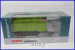SALE! USK 30022 Claas Cargos 8500 Ladewagen Trailer Anhänger 132 NEU OVP