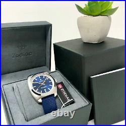 SALE! ZODIAC Grandhydra Ronda 1015 Watch ZO9958 SWISS MADE 100% Authentic