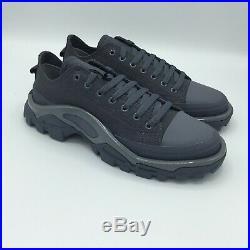 SALE adidas Detroit Runner Raf Simons ONIX Grey B27937 Size 7-12 BRAND NEW