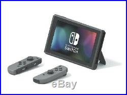 SHIPS 9/23 Nintendo Switch Console Gray With Joy-Con Brand New READ PRE-SALE