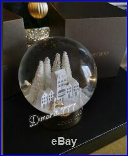 SUPER SALEBrand New Rare Luxury Jimmy Choo Vip Gift Snow Globe