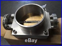 Sale- 90mm Performance Throttle Body For Ford Falcon Ba Bf Fg Xr6 Xr6t Fpv F6
