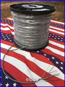 Sale CDE CDR HYGAIN ROTOR BELDEN CABLE ANTENNA HAM ROTATOR 8 WIRE 100 Foot 18GA