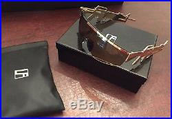 Sale! Linda Farrow X Jeremy Scott M16 M-16 Machine Gun Steel Sunglasses Rare