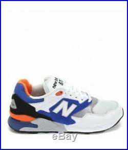 Sale Mens New Balance Running 90s White Blue Black Orange Ml878aab Brand New
