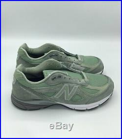Sale New Balance 990 M990 M990sm4 Silver Mint Size 7.5-12 Brand New In Hand