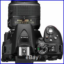 Sale Nikon D5300 Dslr Camera + 18-55mm Af-p Stepping Vr Motor Nikkor Lens Deal