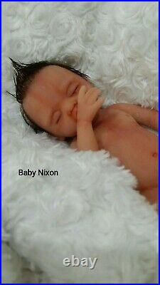 Sale Sale Full Silicone Baby Nixon With Option For Rooted Hair