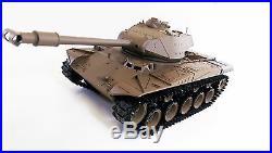 Sale Upgraded Twin Sound 2.4ghz Heng Long Rc Walker Bulldog Battle Tank Model