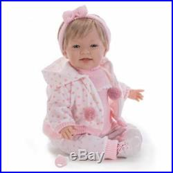 Sale Was £79 Now £59 Suitable 3yrs Spanish Nines D`onil Baby Doll, Not Reborn