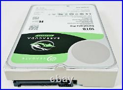 Seagate Barracuda Pro ST10000DM0004 10TB 7200Rpm 3.5 SATA Desktop HDD $$ Sales