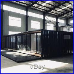 Shipping container home for sale 2x40ft mobile home