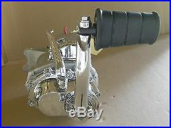 Shovelhead 6 speed in 4 speed trans case with Kick Starter. SALE. 5 YEAR WAR