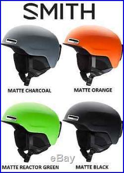 Smith Maze Ski / Snowboard Helmet, Brand New, Multiple Szies / Colors, Sale