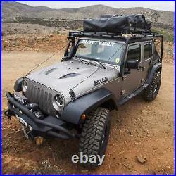 Smittybilt SRC Stingray Vented Hood fits 2007-2018 Jeep Wrangler JK 76400 SALE
