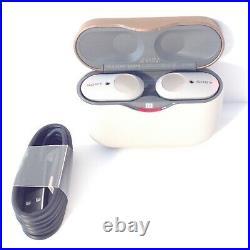 Sony WF-1000XM3 Noise Canceling Headphones In-Ear WF1000XM3 Beige SALE