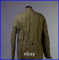 Soviet MILITARY WW2 WINTER Jacket UNIFORM Telogreika sz S M Halloween Sale