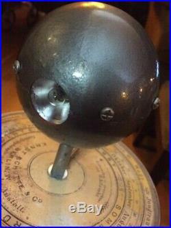 Steampunk Orwellian Sun Moon Earth Model Tellurion Orrery Solar System On Sale