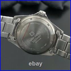 Swiss Alpine Military Mens GMT 10ATM Watch 7052.1133SAM Brand New Sale Price