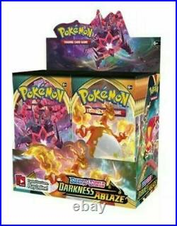 Sword & Shield Darkness Ablaze Booster Box 36 ct NEW Pokemon TCG SEALED SALE