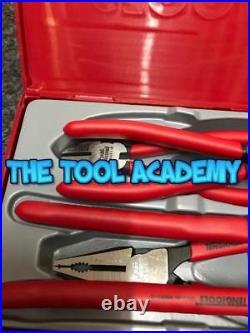 Teng Tools T4 SALE 4 Piece Multi Grip Mixed Grip Pliers Set in Tray TT440