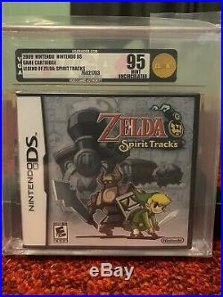The Legend of Zelda VGA collection for sale! Brand New Pristine Free Shipping