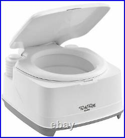 Thetford 165 Qube Porta Potti Chemical Camping Caravan Motorhome Portable Toilet