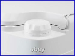 Thetford Porta Potti 365 Qube White Portable Chemical Camping Toilet Motorhome