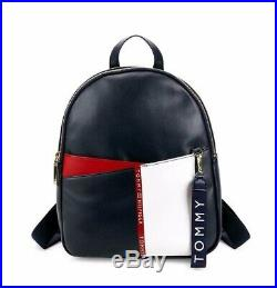 Tommy Hilfiger Women's Logo Ruby Backpack BRAND NEW SALE
