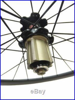 Top Sale Novatec 271/372 Hub Carbon Fibre Wheel 50mm Clincher Road Bike Wheelset