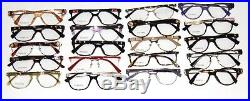 Versace Authentic Eyeglasses 20 Pairs Lot Brand New Sale Lot 91