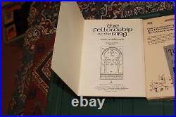Very Rare! Sealed Not For Sale Fellowship Of The Ring Commodore 64 -brand New