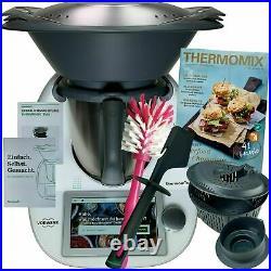 Vorwerk Thermomix TM6 SALE% Kochbuch COOKIDOO Bürste Rezepte! NEU OVP