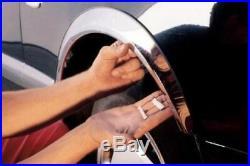 Vw TOURAN Brand New Custom Wheel Arch Trims MATT BLACK set of 4 pcs.'03-06 Sale