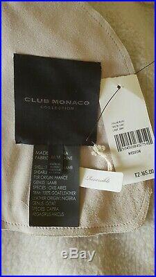 WINTER SALE % CLUB MONACO SHILOH COAT Brand new RRP £ 2165