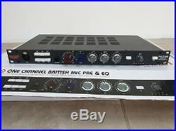 Warm Audio WA73-EQ Single Channel British Mic Pre + EQ Brand New SALE