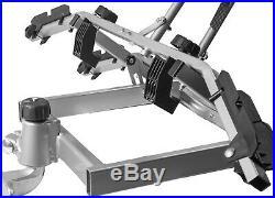 Winter SALE! Titan 2 Bike Rack / Cycle Carrier Towbar Mounted Tilting 7pin plug